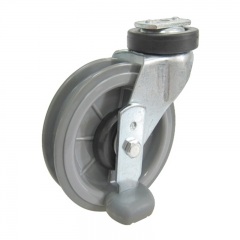 polyurethane wheels with bearings