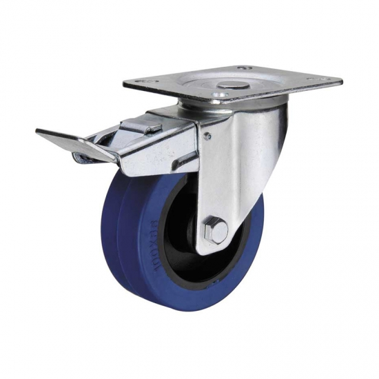 Rigid Nylon Caster Wheel