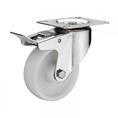 6 Inch Swivel Caster With Brake