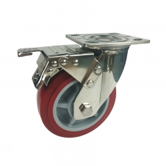 Stainless Steel Casters Heavy Duty